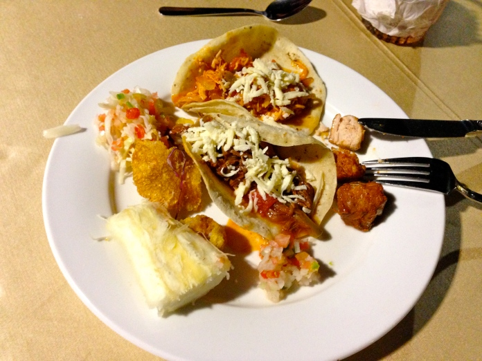 A Nicaraguan Feast