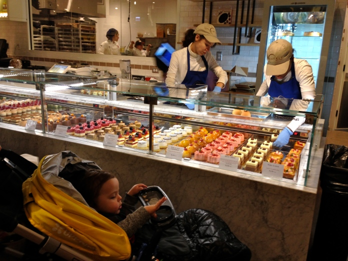 Sweet Confections at Eataly