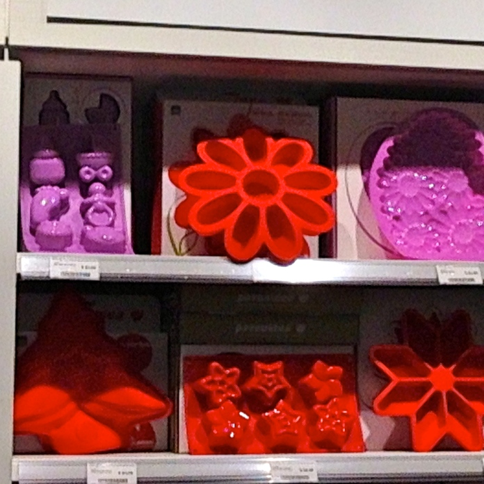 Silicone Baking Molds at Eataly