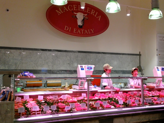 Meat Market at Eataly
