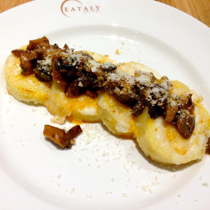 Gnocchi alla Romana from Le Verdure in Eataly