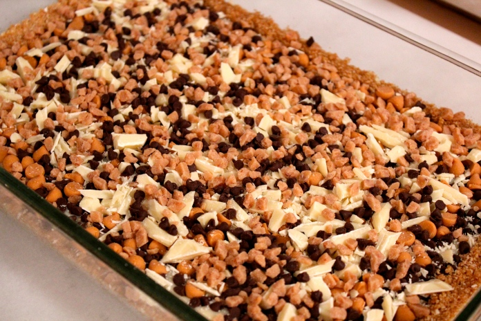 Catherine's Seven Layer Bars