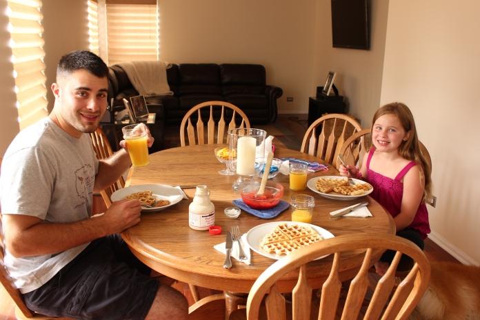 Breakfast of Champions     www.morewinelesswhines.com