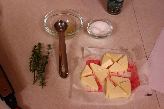 Easy Prep for Brown Butter Scallops      www.morewinelesswhines.com